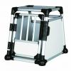 Trixie 39340 Transportbox, Aluminium